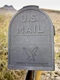 Αμερικανική ταχυδρομική θυρίδα Στοκ Εικόνα
