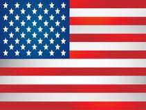 ΑΜΕΡΙΚΑΝΙΚΗ σημαία Στοκ Εικόνες