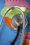 ΑΜΕΡΙΚΑΝΙΚΗ υγεία Στοκ εικόνες με δικαίωμα ελεύθερης χρήσης