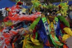 Αμερικανικοί ινδικοί χοροί Navite στο φεστιβάλ Στοκ Εικόνα