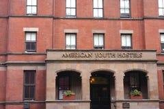 Αμερικανικοί ξενώνες νεολαίας Στοκ εικόνα με δικαίωμα ελεύθερης χρήσης