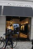 ΑΜΕΡΙΚΑΝΙΚΟ ΚΑΤΆΣΤΗΜΑ ΤΖΙΝ ΤΟΥ CALVIN KLEIN Στοκ εικόνες με δικαίωμα ελεύθερης χρήσης