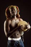 Αμερικανικός Αφρικανός Στοκ Φωτογραφία