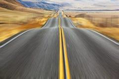 αμερικανικός δρόμος περ&iota Στοκ εικόνα με δικαίωμα ελεύθερης χρήσης