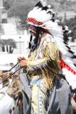 Αμερικανικός Ινδός Στοκ Εικόνα