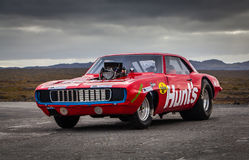 αμερικανικός μυς αυτοκινήτων Στοκ Φωτογραφίες