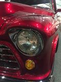 αμερικανικός τρύγος GAL έκθεσης αυτοκινήτων Στοκ φωτογραφία με δικαίωμα ελεύθερης χρήσης