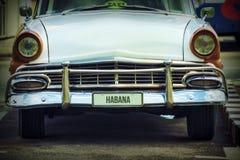 αμερικανικός τρύγος GAL έκθεσης αυτοκινήτων Στοκ φωτογραφίες με δικαίωμα ελεύθερης χρήσης