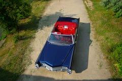 αμερικανικό αυτοκίνητο παλαιό Στοκ φωτογραφία με δικαίωμα ελεύθερης χρήσης
