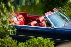 αμερικανικό αυτοκίνητο παλαιό Στοκ Φωτογραφίες