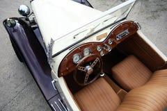 αμερικανικό αυτοκίνητο παλαιό Στοκ Φωτογραφία