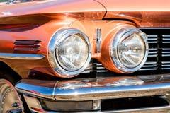 Αμερικανικό εκλεκτής ποιότητας αυτοκίνητο στις ΗΠΑ στοκ εικόνα
