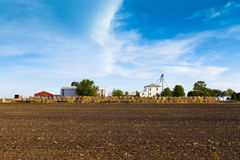 Αμερικανικό καλλιεργήσιμο έδαφος Στοκ εικόνα με δικαίωμα ελεύθερης χρήσης