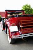 Αμερικανικό κλασικό αυτοκίνητο Στοκ Φωτογραφίες