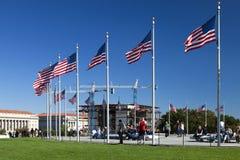 Αμερικανικό μουσείο Afro, Ουάσιγκτον Δ Γ , ΗΠΑ Στοκ Εικόνες