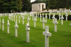 αμερικανικό νεκροταφεί&omic Καίμπριτζ Στοκ Εικόνες