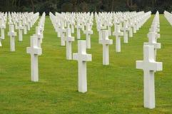 αμερικανικό νεκροταφεί&omic Στοκ φωτογραφίες με δικαίωμα ελεύθερης χρήσης