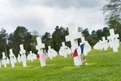 αμερικανικό νεκροταφεί&omic Στοκ εικόνες με δικαίωμα ελεύθερης χρήσης