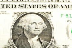 αμερικανικό δολάριο εγγράφου Στοκ εικόνες με δικαίωμα ελεύθερης χρήσης