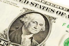 αμερικανικό δολάριο εγγράφου Στοκ Εικόνες
