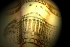 Αμερικανικό δολάριο Στοκ φωτογραφία με δικαίωμα ελεύθερης χρήσης