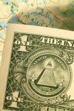 Αμερικανικό δολάριο Στοκ Εικόνα