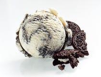 Αμερικανικό παγωτό oreo ειδικότητας στοκ εικόνες