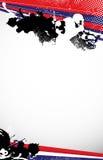 αμερικανικό ποδόσφαιρο Στοκ Φωτογραφίες