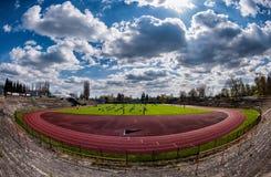 αμερικανικό ποδόσφαιρο Στοκ Φωτογραφία