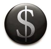 αμερικανικό σημάδι δολα&rho Στοκ φωτογραφία με δικαίωμα ελεύθερης χρήσης