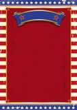 αμερικανικό τσίρκο Στοκ φωτογραφία με δικαίωμα ελεύθερης χρήσης