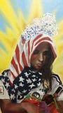 Αμερικανικό όνειρο; Στοκ Φωτογραφίες