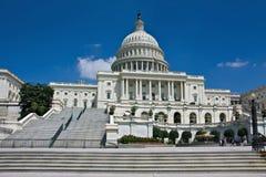 Αμερικανικό Capitol κτήριο Στοκ Εικόνα