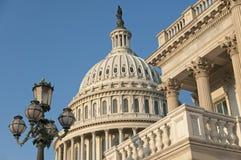 Αμερικανικό Capitol κτήριο Στοκ Φωτογραφία