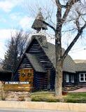 αμερικανικό churche Στοκ Φωτογραφίες