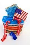 αμερικανικό cupcake Στοκ Φωτογραφία