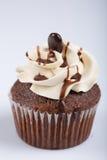αμερικανικό cupcake Στοκ εικόνα με δικαίωμα ελεύθερης χρήσης