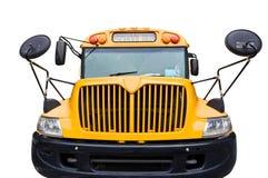 αμερικανικό schoolbus Στοκ Εικόνα