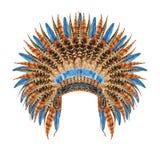 Αμερικανός ιθαγενής Headdresses Στοκ Φωτογραφία