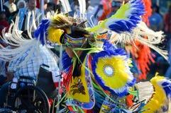 Αμερικανός ιθαγενής Pow wow Στοκ εικόνα με δικαίωμα ελεύθερης χρήσης