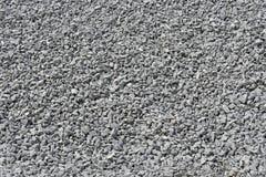 Αμμοχάλικο γρανίτη σε ένα εργοτάξιο οικοδομής στοκ εικόνες με δικαίωμα ελεύθερης χρήσης