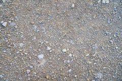 Αμμοχάλικο και πέτρα στοκ εικόνες