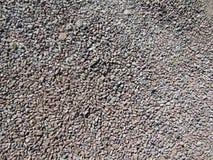 Αμμοχάλικο και συντριμμένη πέτρα Στοκ Φωτογραφία