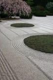 αμμοχάλικο 6 κήπων Στοκ Εικόνες