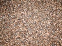 Αμμοχάλικο βράχου, μικρές πέτρες στοκ εικόνα