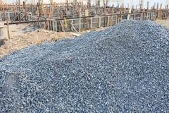 Αμμοχάλικο για τη Οικοδομική Βιομηχανία στοκ φωτογραφία με δικαίωμα ελεύθερης χρήσης