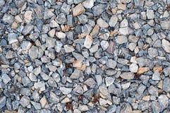 Αμμοχάλικο γρανίτη Στοκ Εικόνα