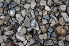 Αμμοχάλικο και χαλίκι Στοκ εικόνες με δικαίωμα ελεύθερης χρήσης
