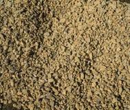 Αμμοχάλικο Στοκ φωτογραφία με δικαίωμα ελεύθερης χρήσης