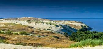Αμμόλοφοι άμμου στοκ εικόνες με δικαίωμα ελεύθερης χρήσης